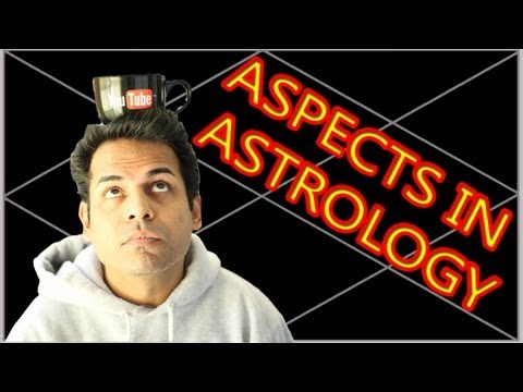 How to study Aspects in Astrology & Sandhi Aspect in Vedic Astrology