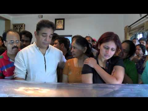 Dance Master Raghuram passed away - Actor Kamal Haasan pays Homage -- Red Pix