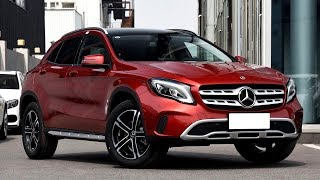 2019 MERCEDES GLA 200 - EXTERIOR AND INTERIOR - AWESOME LUXURY SUV