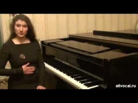 Уроки вокала - видео