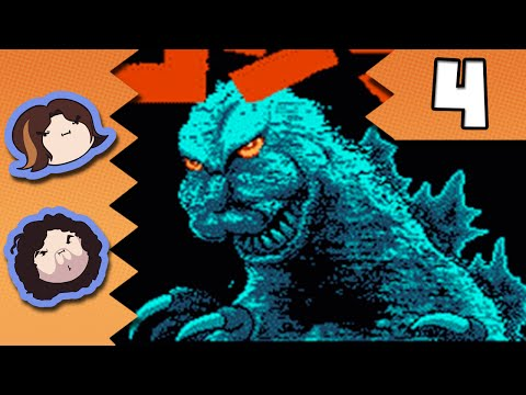 Godzilla Monster of Monsters: Raw Pewage - PART 4 - Game Grumps