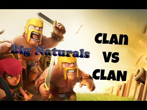 Clan War Backtrack| Big Naturals Vs. Purfs video