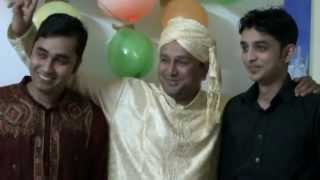 engagement party of shamim with sabbir & nirob