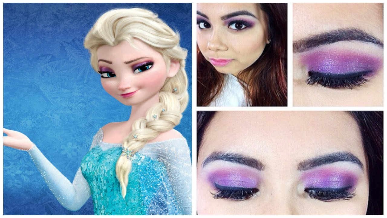 Frozen | Queen Elsa Makeup