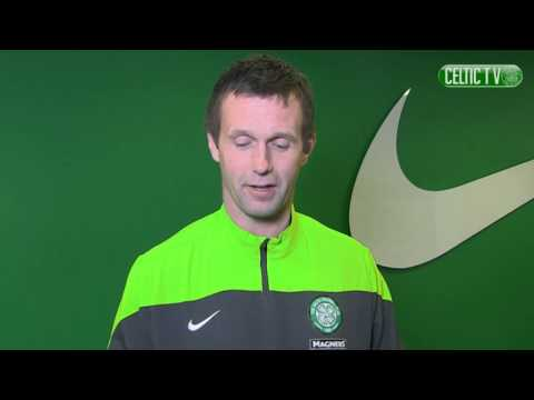 Celtic FC - Ronny Deila post-match v Dundee 04/05/2015