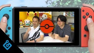 Pokémon's Developers Talk About Their Console RPG Debut On Switch