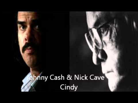 Johnny Cash - Cindy (Featuring Nick Cave)