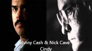 Watch Johnny Cash Cindy (feat. Nick Cave) video