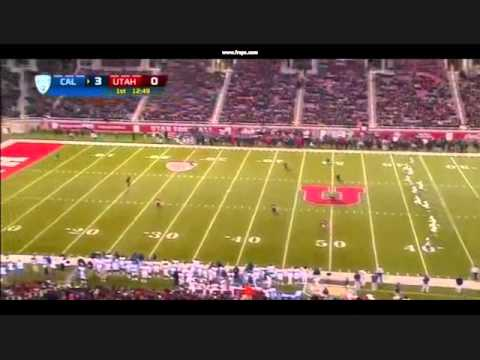 Pac 12 football highlights 2012