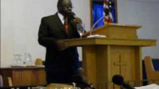 SERVICE AT GREATER FAITH CHURCH OF CHRIST