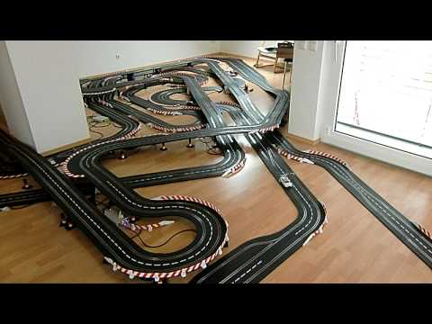 Carrera Digital 132, 111 meter track, Video 1