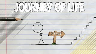 JOURNEY OF LIFE!!WHATSAPP STATUS