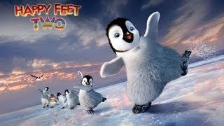 Happy Feet 2 (HD), Under Pressure, Rhythm Nation (with kid voice)
