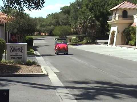 LC3 Street Legal LSV 72volt Electric Car - Automotive Engineering meets Golf Cart