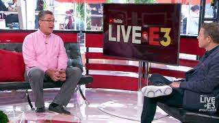 Electronics Analyst Michael Pachter of Wedbush Securities Joins Geoff Keighley to Talk E3 2018