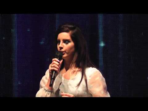 Lana Del Rey - Live - Ride - Hamburg - 6. April 2013 video