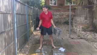 Alex Shaw Ice Bucket Challenge