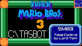 Lord Tom takes control of Super Mario Bros. 3 with help from TASBot and dwangoAC