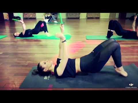 Varga Vivi I Pound class - DanceUnit classes