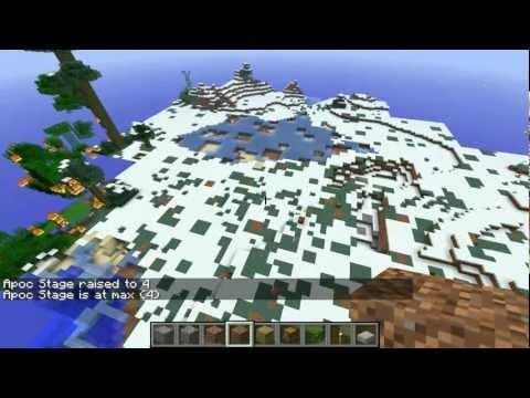 Minecraft 1.2.5 - Como instalar mod APOCALIPSIS SOLAR! - Tutorial en español!