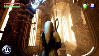 Unreal Engine 4 | Fierce Deity Link vs Darknut