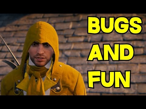 Assassin's Creed: Unity | Bugs and Fun