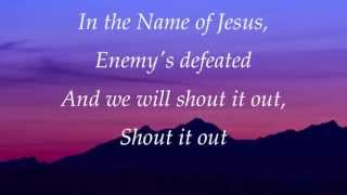 Darlene Zschech - In Jesus' Name - with lyrics