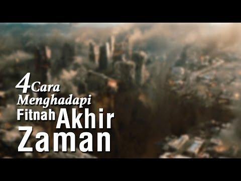4 Cara Menghadapi Fitnah Akhir Zaman - Ustadz Adi Faisal, Lc