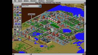 Classic Games 2: SimCity 2000 (New YouTube City Pt.4) I'm Changing My Power