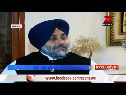 Elections 2014: Sukhbir Singh Badal talks exclusively to Zee...