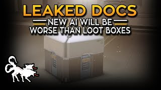 Leaked documents show the probable future of loot boxes and microtransactions