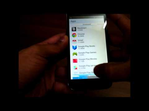 How to Move Apps to SD Card - Micromax Canvas 2.2 A114