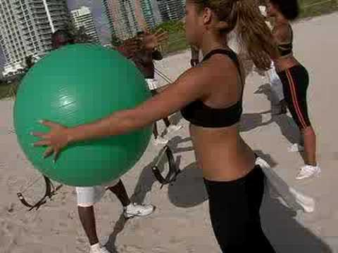 Ethnicity Models South Beach Body Workout!