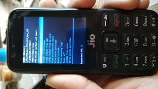 Jio 4G Phone Hard Reset F81E |Tech Video|