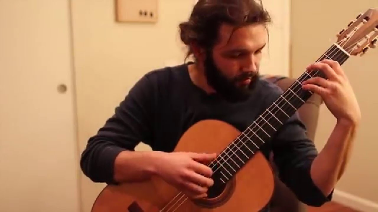 [Nathan Towne - Eleanor Rigby Solo Guitar] Video