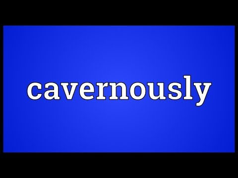 Header of cavernously