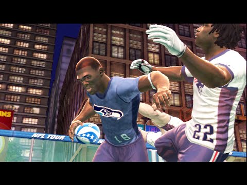 NFL TOUR - SUPER BOWL SIM! - Seahawks vs Patriots w/ Old Rosters, A Short Field, and CHAOS!