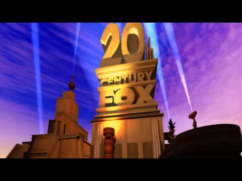 20th Century Fox Logo (1994)blender Extended Version video