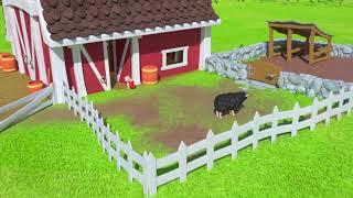 Baa Baa Black Sheep.   Cocomelon_(A B C Kids Tv) Nursery Rhymes & Kids Song