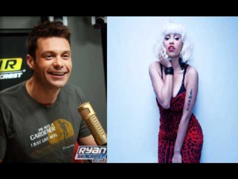 Nicki Minaj Radio Interview w/ Ryan Seacrest (13th Jan 2011)