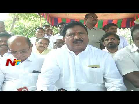 TDP Home Minister Nimmakayala Chinarajappa Comments on YS Jagan ,Pawan Kalyan | NTV