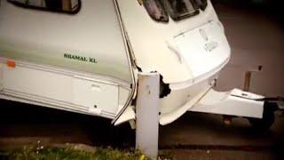 Caravan challenge - Top Gear - BBC