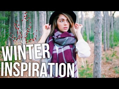 DIY Winter / Holiday Outfits, Drink, Things To Do+Essentials | Winter Inspiration! Nichole Jacklyne