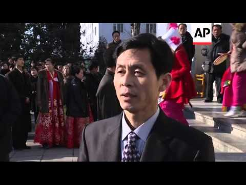 Elections held for more than 600 seats in the country's parliament, the Supreme People's Assembly