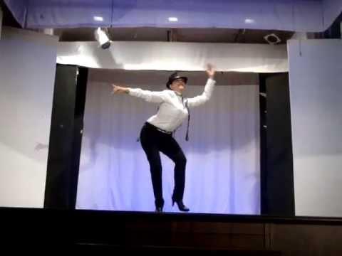 ispirandomi alla dance Persian - Baba Karam