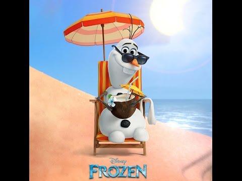 Verano (letra) - Frozen de Disney