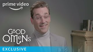 Good Omens Season 1 - An Inside Look at Good Omens | Prime Video