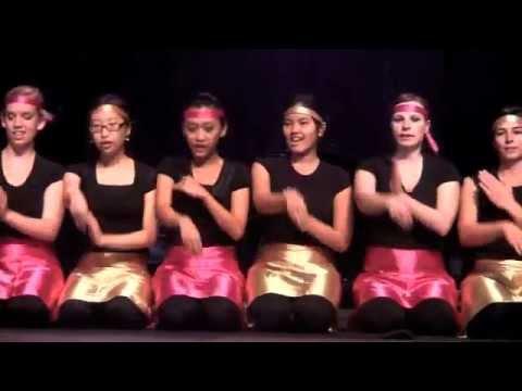 Byu Worldfest 2011 Tari Saman video