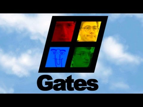 GATES: Official Movie Trailer