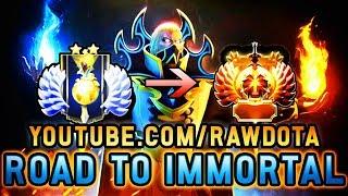 21 Game Winstreak - Road To Immortal - Divine 2